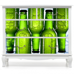 Naklejka na meble - beer
