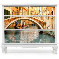 Naklejka na meble - Venice