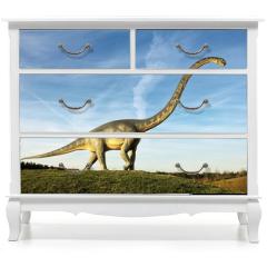 Naklejka na meble - Dino