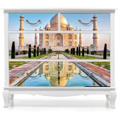 Naklejka na meble - Taj Mahal