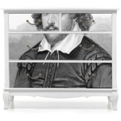 Naklejka na meble - William Shakespeare