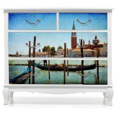 Naklejka na meble - Venice, View of San Giorgio maggiore from San Marco