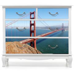 Naklejka na meble - Golden Gate Bridge
