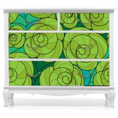 Naklejka na meble - vector seamless flower background for your design