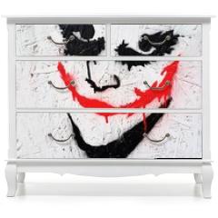 Naklejka na meble - The Joker