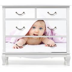 Naklejka na meble - bébé