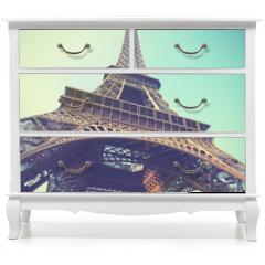 Naklejka na meble - Eiffel Tower
