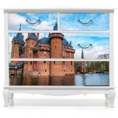 Naklejka na meble - Castle De Haar in the province of Utrecht