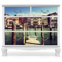 Naklejka na meble - Grand Canal, Venice, Italy