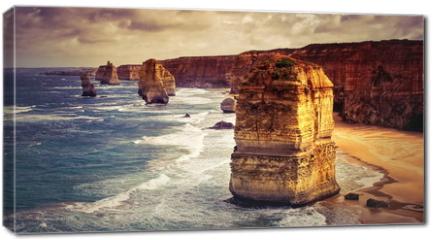 Obraz na płótnie canvas - 12 apostles Australia