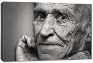 Obraz na płótnie canvas - Sight of the old man