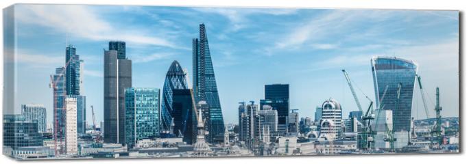 Obraz na płótnie canvas - London City