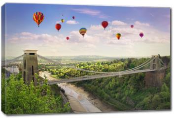 Obraz na płótnie canvas - Clifton Suspension Bridge.