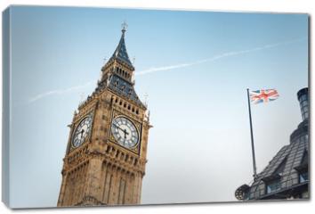 Obraz na płótnie canvas - The Big Ben - London