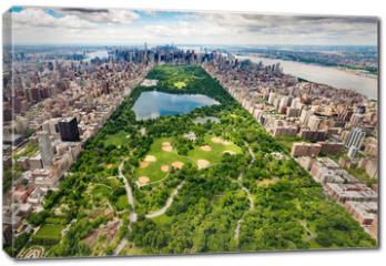 Obraz na płótnie canvas - NYC - Central Park 2