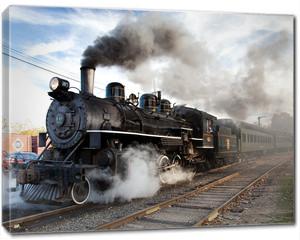 Obraz na płótnie canvas - Essex Steam Train