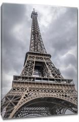 Obraz na płótnie canvas - Eiffel Tower, Paris