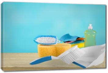 Obraz na płótnie canvas - Cleaning.