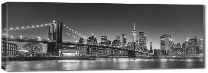 Obraz na płótnie canvas - Brooklyn Bridge