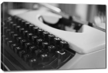 Obraz na płótnie canvas - Vintage Typewriter