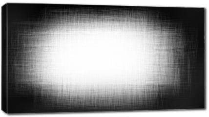 Obraz na płótnie canvas - Black-and-white shaded background. Vector pattern