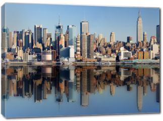Obraz na płótnie canvas - new york city