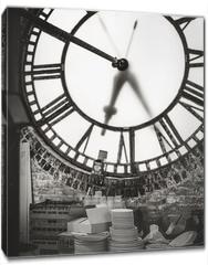 Obraz na płótnie canvas - old clock