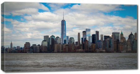 Obraz na płótnie canvas - Skyline of New York City