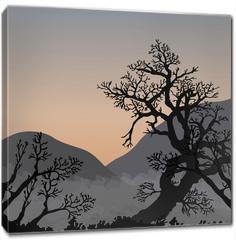 Obraz na płótnie canvas - Asian sunrise