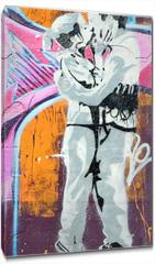 Obraz na płótnie canvas - amoureux