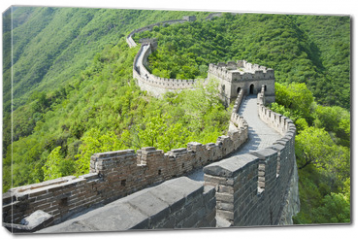 Obraz na płótnie canvas - The Great Wall of China