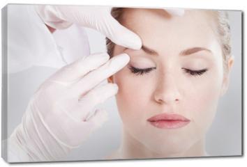 Obraz na płótnie canvas - plastic surgery