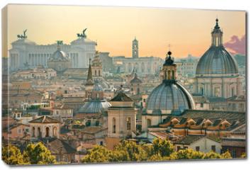 Obraz na płótnie canvas - Rome, Italy.