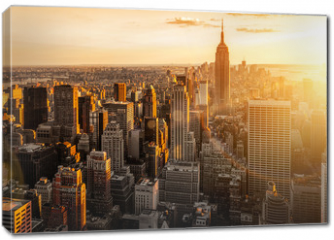 Obraz na płótnie canvas - New York