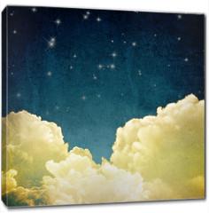 Obraz na płótnie canvas - cloudscape