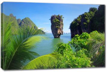 Obraz na płótnie canvas - james bond island