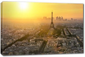 Obraz na płótnie canvas - Paris Tour Eiffel