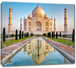 Obraz na płótnie canvas - Taj Mahal