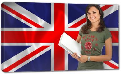 Obraz na płótnie canvas - Learn English
