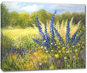 Obraz na płótnie canvas - Wild Flowers
