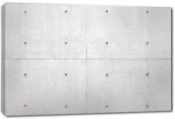 Obraz na płótnie canvas - Abstract background, grey cement wall