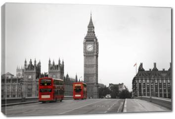 Obraz na płótnie canvas - Westminster Palace