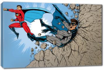 Obraz na płótnie canvas - Super Battle