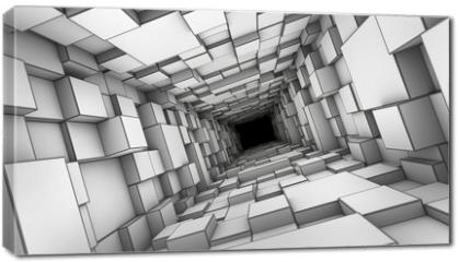 Obraz na płótnie canvas - tunnel