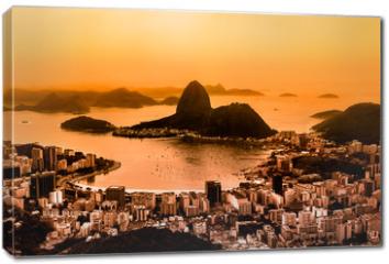 Obraz na płótnie canvas - Rio de Janeiro, Brazil