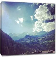 Obraz na płótnie canvas - alpi pejo
