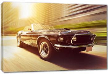 Obraz na płótnie canvas - Classic Cabriolet