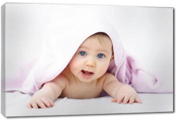 Obraz na płótnie canvas - bébé
