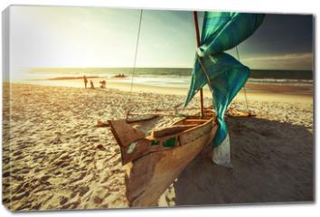 Obraz na płótnie canvas - Boat