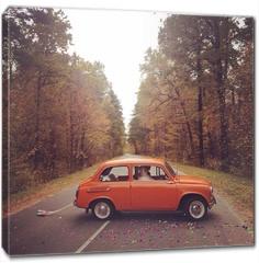 Obraz na płótnie canvas - осень